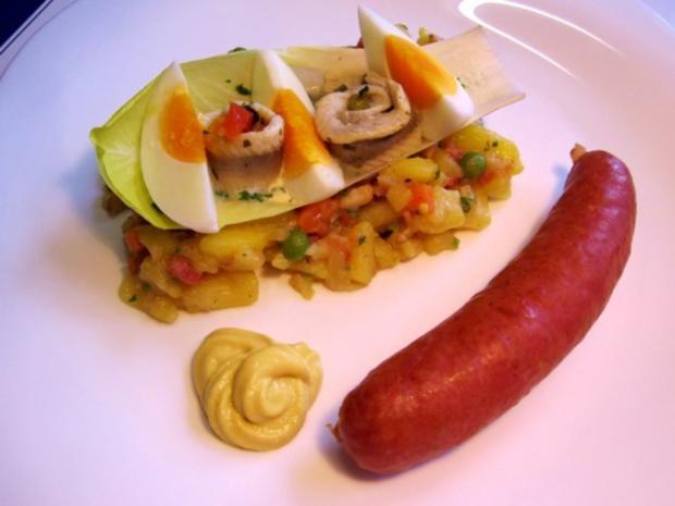 Bunter Faschings-Salat - Rezept - Bild Nr. 7