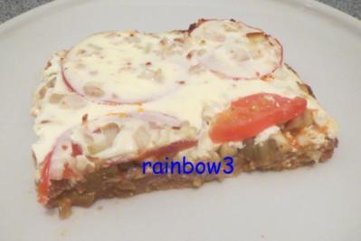 Auflauf: Kleiner Hackfleisch-Kuchen - Rezept