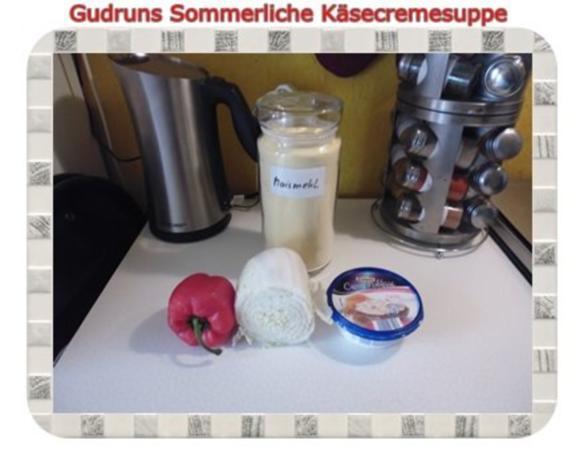 Suppe: Käsecremesuppe - Rezept - Bild Nr. 2