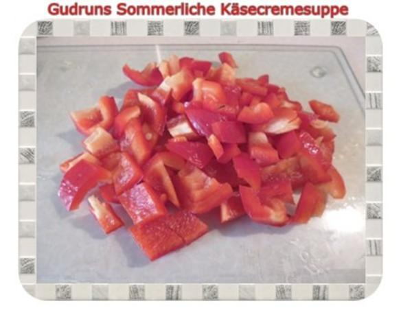 Suppe: Käsecremesuppe - Rezept - Bild Nr. 4