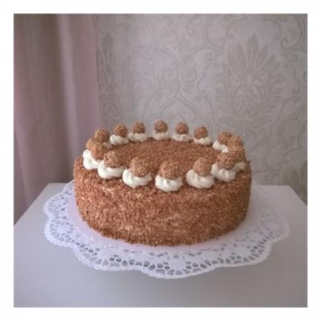 Giotto Torte Rezept Mit Bild Kochbar De