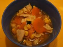 Hähnchenbrustfilet-Gemüseeintopf - Rezept