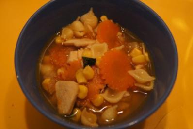 Rezept: Hähnchenbrustfilet-Gemüseeintopf