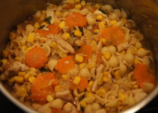 Hähnchenbrustfilet-Gemüseeintopf - Rezept - Bild Nr. 10