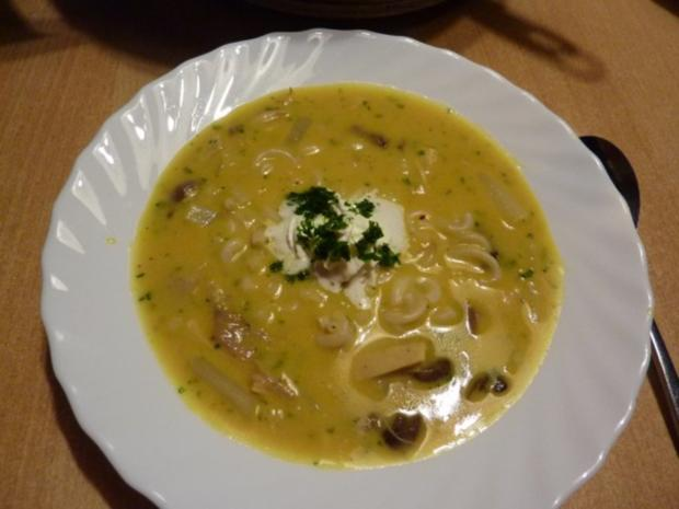 Suppen: Hühnersuppe mal anders - Rezept - Bild Nr. 15