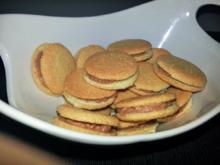 Mandel-Macadamia Teegebäck - Rezept