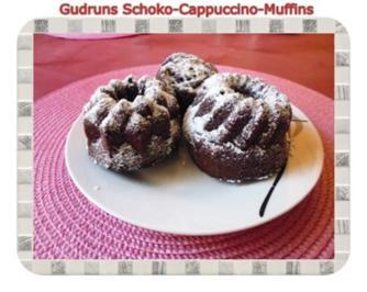 Muffins: Schoko-Cappuccino-Muffins - Rezept