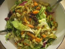 Salate: Warmer Salat I (II kommt bald ;-) - Rezept