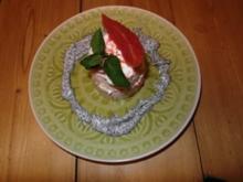 Terrine von Rosé Grapefruit mit Mohnsoße - Rezept