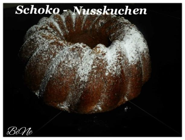 BiNe` S SCHOKO - NUSSKUCHEN - Rezept - Bild Nr. 2