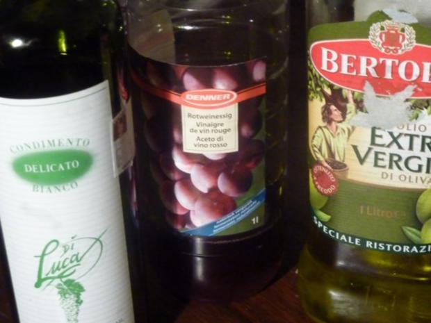 Rote Bete Salat mit Orangen - Rezept - Bild Nr. 3