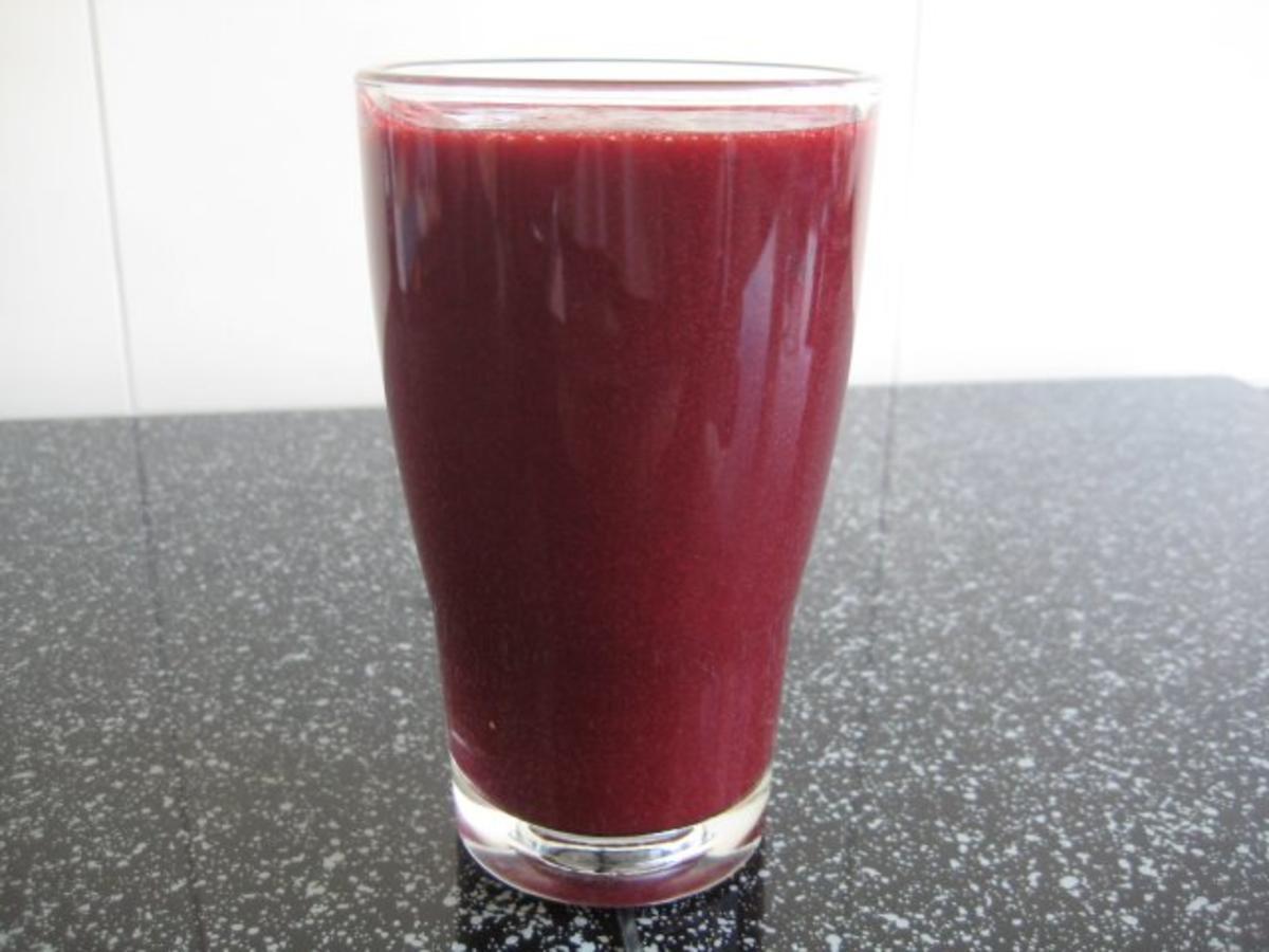Beerenmix Saft Getränk - Rezept Durch strammermax