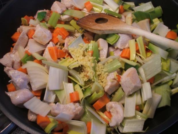 Suppen: Indische Linsensuppe - Rezept - Bild Nr. 7