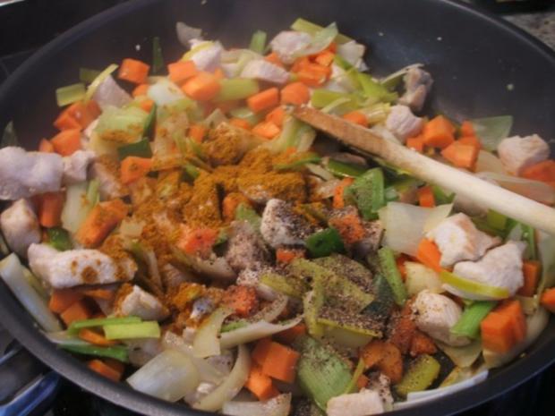 Suppen: Indische Linsensuppe - Rezept - Bild Nr. 8