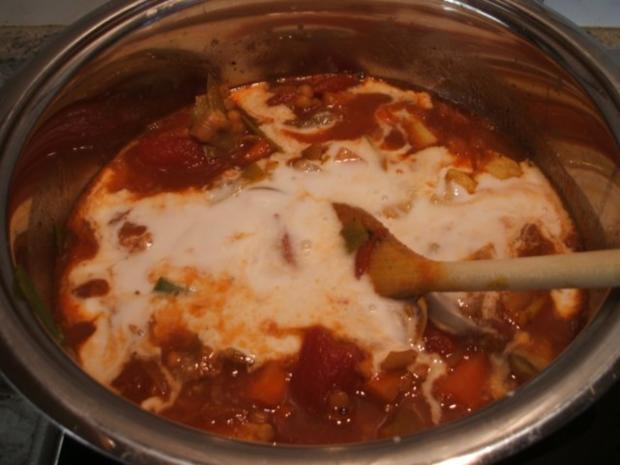Suppen: Indische Linsensuppe - Rezept - Bild Nr. 10