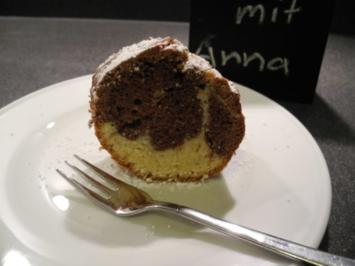 Saftiger Marmorkuchen - Rezept
