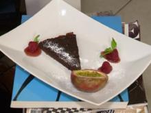 Gateau au Chocolat (Nachspeise Liliana Nova) - Rezept