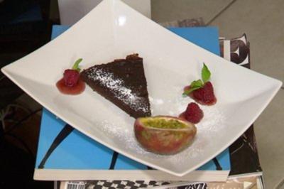 Rezept: Gateau au Chocolat (Nachspeise Liliana Nova)
