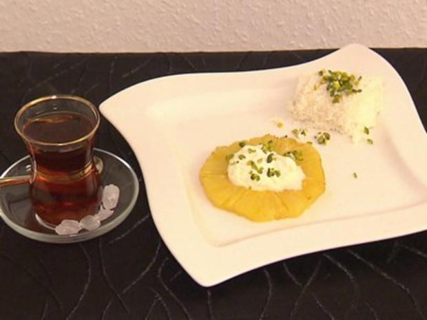Türkische Kokosbällchen - Rezept