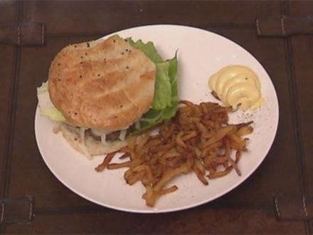 Burgergöttin - Rezept