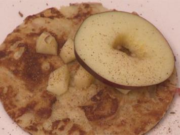 Omis Apfelpfannküchlein - Rezept