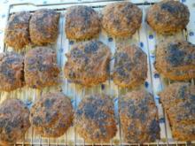 Roggen-Dinkel-Mohnbrötchen - Rezept