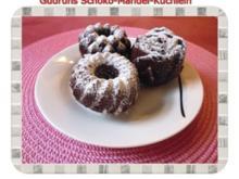 Muffins: Schoko-Mandel-Küchlein - Rezept