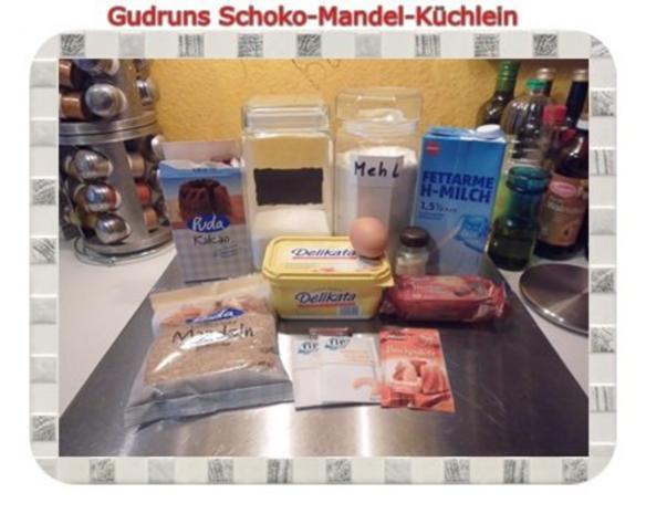 Muffins: Schoko-Mandel-Küchlein - Rezept - Bild Nr. 2