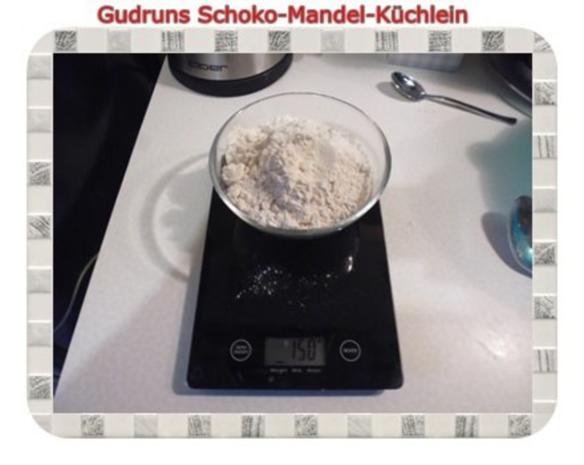 Muffins: Schoko-Mandel-Küchlein - Rezept - Bild Nr. 3