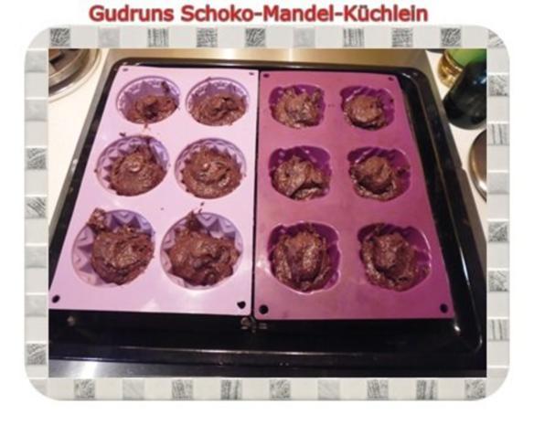 Muffins: Schoko-Mandel-Küchlein - Rezept - Bild Nr. 9