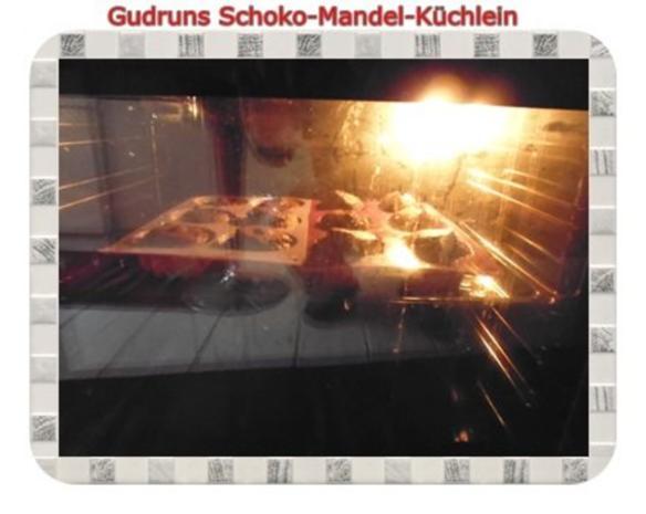 Muffins: Schoko-Mandel-Küchlein - Rezept - Bild Nr. 10