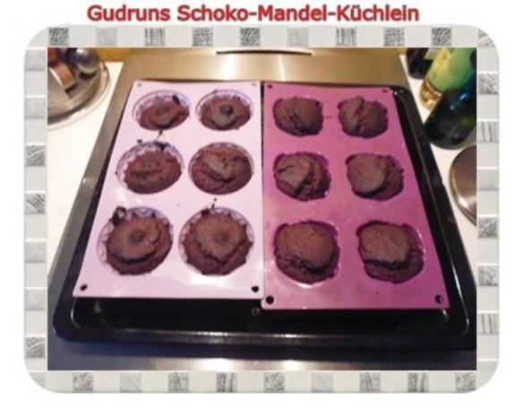 Muffins: Schoko-Mandel-Küchlein - Rezept - Bild Nr. 12