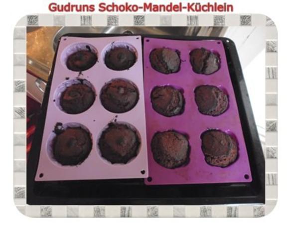Muffins: Schoko-Mandel-Küchlein - Rezept - Bild Nr. 13