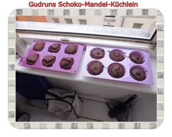 Muffins: Schoko-Mandel-Küchlein - Rezept - Bild Nr. 14