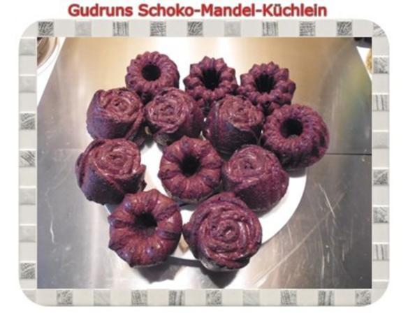 Muffins: Schoko-Mandel-Küchlein - Rezept - Bild Nr. 15