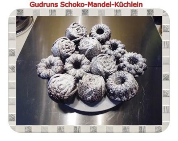 Muffins: Schoko-Mandel-Küchlein - Rezept - Bild Nr. 16