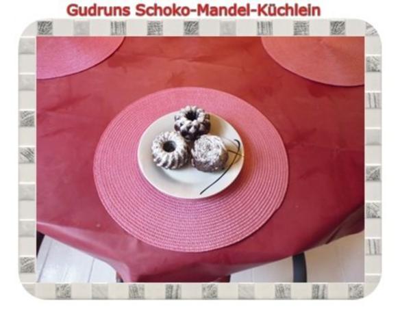 Muffins: Schoko-Mandel-Küchlein - Rezept - Bild Nr. 17