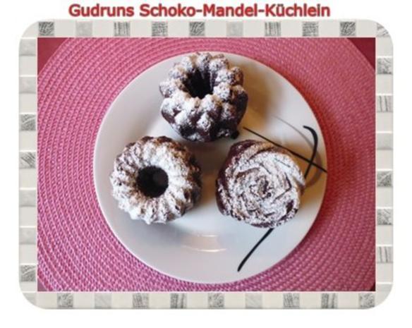 Muffins: Schoko-Mandel-Küchlein - Rezept - Bild Nr. 18