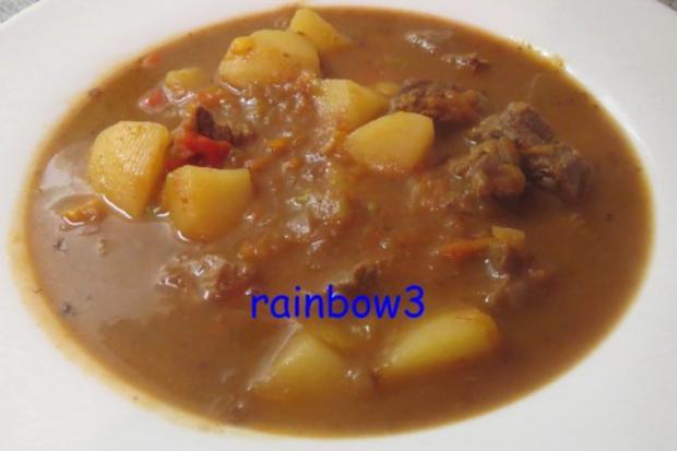 Kochen: Gulasch-Suppe - Rezept