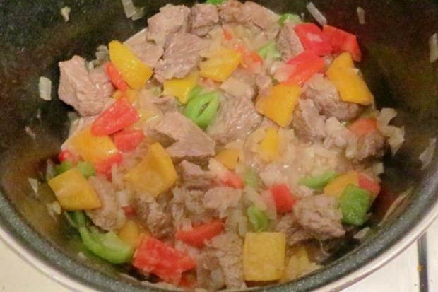 Kochen: Gulasch-Suppe - Rezept - Bild Nr. 2