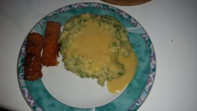 Saucen: Moni's feine Senf - Soße die 2. - Rezept
