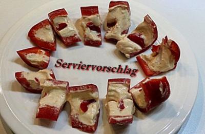 Sisserl's ~ scharfer Frischkäse - Rezept