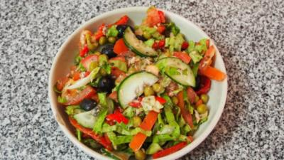 Frühlings-Salat - Rezept - Bild Nr. 2