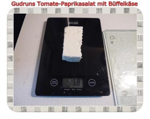 Salat: Tomate-Paprika-Salat - Rezept - Bild Nr. 7