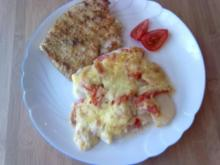 Topinambur-Tomaten-Gratin - Rezept
