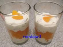 Dessert: Mandarinen-Joghurt - Rezept