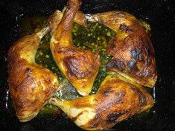 Pollo al diavolo - Rezept