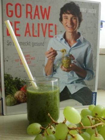 "Smoothie: ""Green Fruity"" - Rezept - Bild Nr. 5"