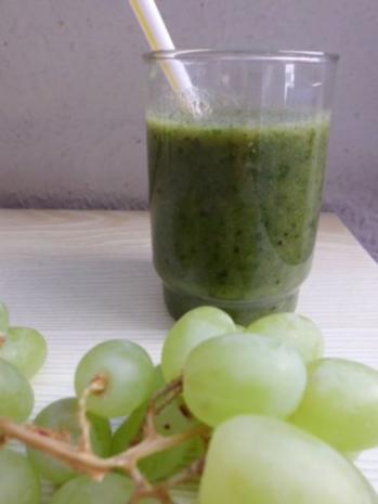 "Smoothie: ""Green Fruity"" - Rezept"