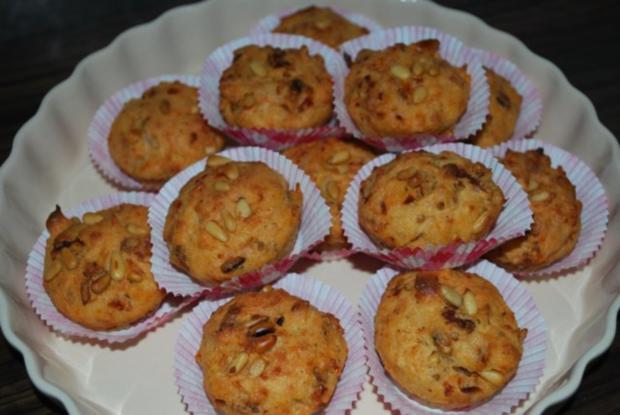Tomaten-Parmesan-Muffins - Rezept - Bild Nr. 4